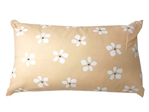 Lancashire Textiles Premium Bettwäsche Bettbezug Auswahl Caroline orange Floral entworfen 200Fadenzahl Bettwäsche-Set mit Gratis Kissen Fall, Boudoir Cushion -