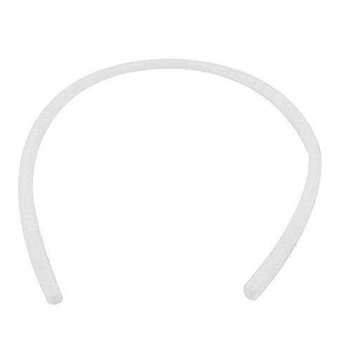 Kunststoff, Rohr Schlauch 600 mm für 1-10.16 cm RC SCHIFF Schaft (Klare Kunststoff-rohre)