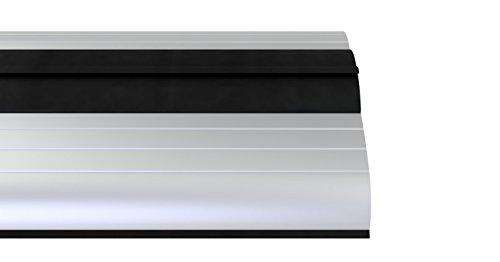 Stormguard SG100 - Türschwellendichtung, Farbe Silber, 914 mm
