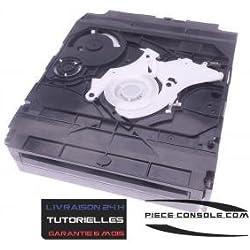 Sony - KEM 410ACA / CCA 24 pins lecteur Blu ray DVD PS3 FAT 80Go (modele CECHLxx) TVA 19.6
