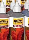 Regia Latex Flasche schwarz