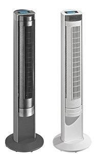 ChasaTherm- Towerventilator AIROS® BIG PIN II-anthrazit/ schwarz-Bestseller-Neu 2016