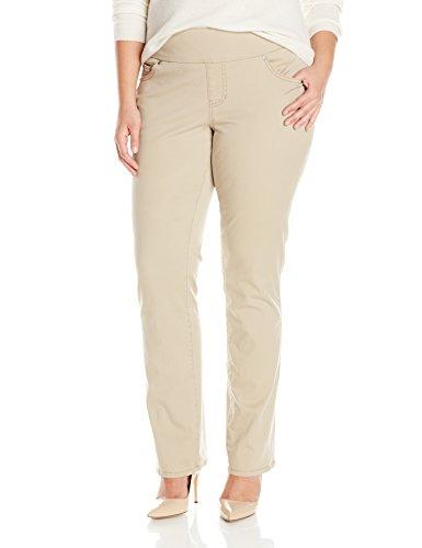 Jag Jeans Damen JE258331-BKH Jeans, British Khaki Twill, 20W -