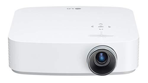 LG PF50KS Projektor Desktop 600ANSI Lumen DLP 1080P (1920x 1080) weiß Projektor–FH300L (600ANSI Lumen, DLP, 1080p (1920x 1080), 100000: 1, 254–2540mm (10–100), 1,016–1,24m)