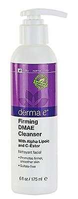 derma e Alpha Lipoic C-Ester Foaming Facial Cleanser, 177 ml Bottle by Derma E Skin Care