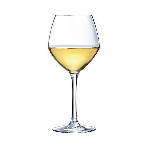Chef & Sommelier E2790 Verre à Pied Cabernet Vins Jeunes, Ultra Transparent, 47 cl