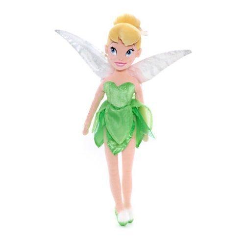 Disney Tinkerbell Tinkerbell 52cm weiches Plüsch-Spielzeug (Tinker Bell Und Die Piraten Fee)