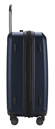 HAUPTSTADTKOFFER - X-Berg - Koffer Trolley Hartschalenkoffer, TSA, 65 cm, 90 Liter, Dunkelblau - 4