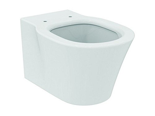 Ideal Standard Wand-T-WC CONNECT AIR, AquaBlade, unsichtbare Befür, 360x540x350mm, Weiß IP, E0054MA
