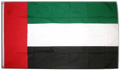 Flagge Vereinigte Arabische Emirate - 60 x 90 cm