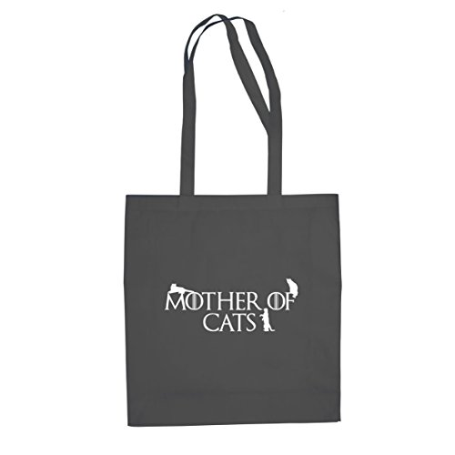 Mother of Cats - Stofftasche / Beutel, Farbe: (Fangirl Kostüm)