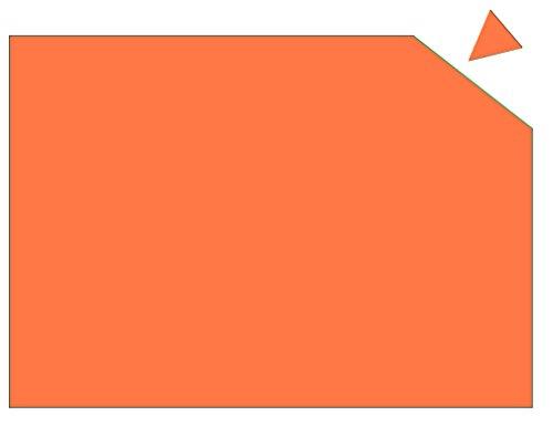 franken-mp84105-lamina-imantada-para-recortar-manualmente-200-x-295-mm-color-naranja