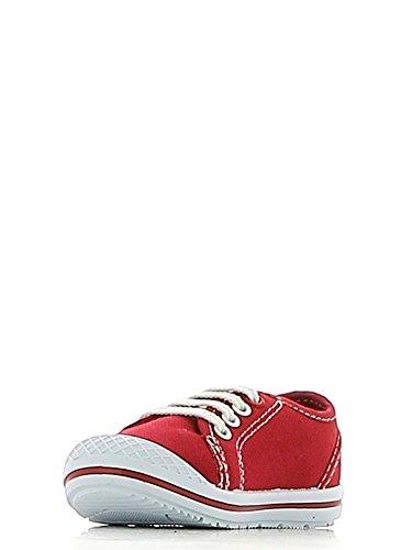 Chicco - Scarpe primi passi Emilio, Unisex bambini Rosso