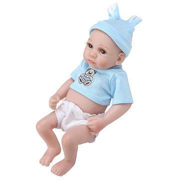 Generic 10inch Twins Reborn Baby Doll Silicone Lifelike Boy Girl Play House Toy