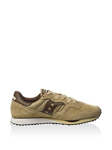 SAUCONY homme baskets basses S70124-34 DXN TRAINER Bejge - marrone