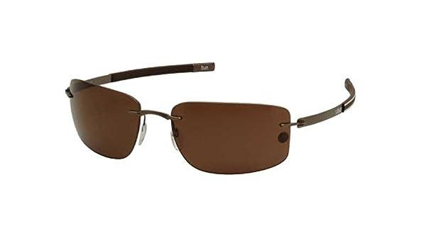 94e8f02264 Silhouette Sunglasses 8653 S 6201  Amazon.co.uk  Clothing