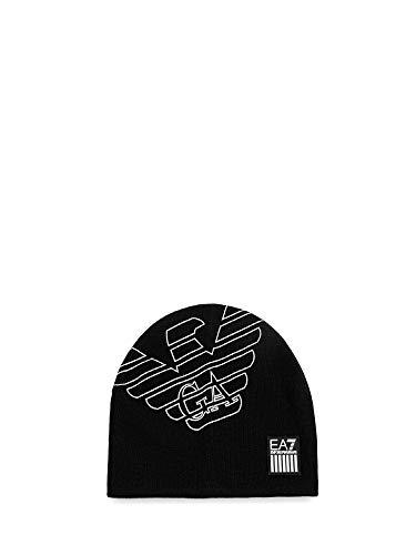 Cappello Uomo Emporio Armani 275803-8A302 AISN 00020 Nero abcf614902cc