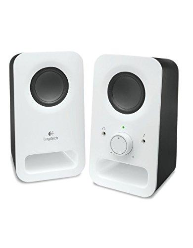 Logitech Z150 Speaker 2.0 Snow White