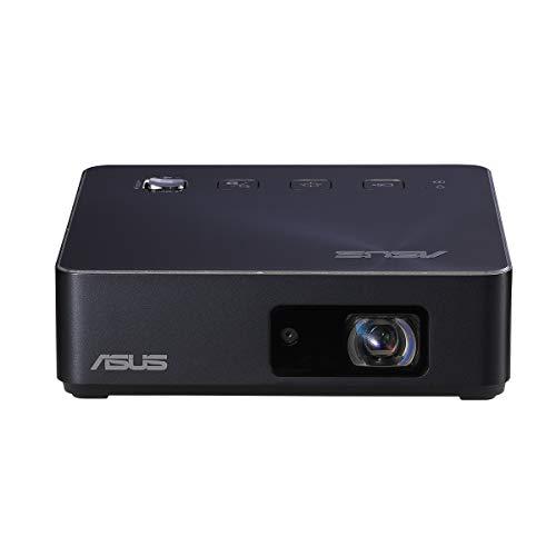 Oferta de ASUS ZenBeam S2 - Proyector LED Portátil 500 lúmenes (720p, Batería de 6000 mAh, 3.5h de autonomia, Tiro corto, Ajuste Keystone, Autoenfoque, HDMI)