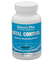 Metal Control 120 Tabletten NP
