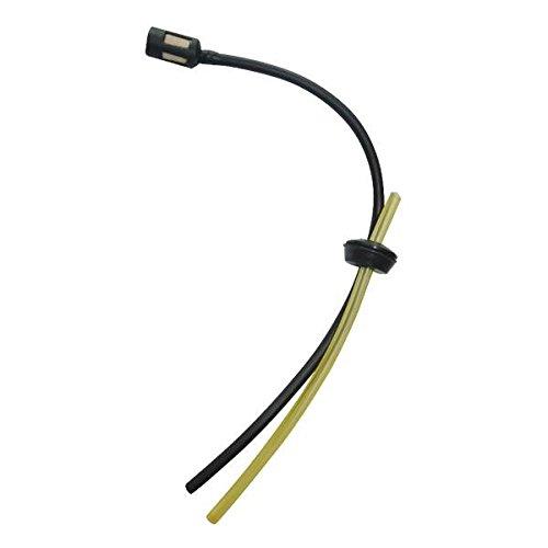 Jrl combustible línea manguera de tubo y el conjunto del filtro para GX35GX25, 4tiempos gasolina...