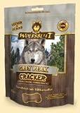 4 x 225g Wolfsblut Grey Peak Cracker für Hunde mit Ziegenfleisch