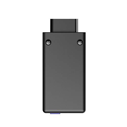 CHshe®-★-Kabelloser Bluetooth-Empfänger Gamepad Joystick Multimedia-Gamecontrollerdia, Rétro Bluetooth-Empfänger Für Sega Genesis Und Mega Drive Genesis Handy