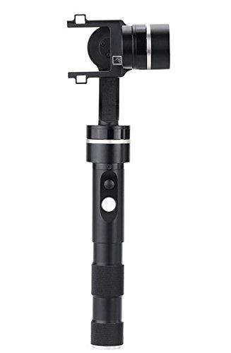 Preisvergleich Produktbild Gowe 3-Achsen-Handheld Gimbal für GoPro Hero 433Action Kameras 360Grad drehen, ohne Limited