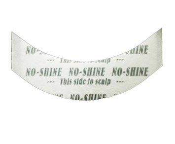 Walker No Shine Klebeband-Streifen für Haarteile/Perücken/Toupets etc., 36Stück