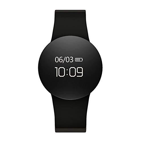 Altsommer TLWD3 Smart Watch Sport Armband Wasserdichte LED-Anzeige Smart Uhr,Schrittzähler Smart Watch mit Bluetooth Schlaf-Monitor Smart Armband Sport für Android, IOS (Schwarz) (Armband Led Uhr)