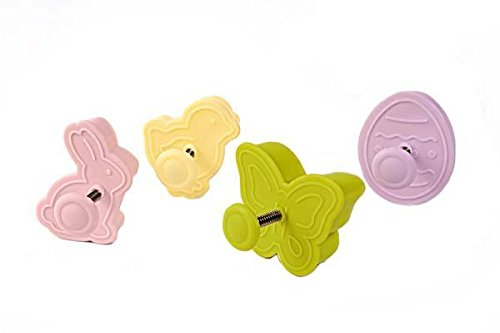 Silikomart 70.113.99.0069 ACC090 MINI COOKIE CUTTER EASTER - BABY CUTTER 50X36 H 18 MM