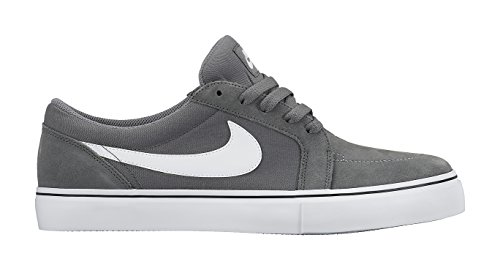 Nike Sb Satire Ii, Baskets Basses Homme, TOP Gris (Cool Grey/White-Black)