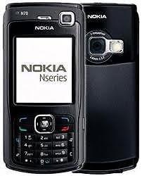 Nokia N70 Handy Net Postpaid (T-Mobile gebrandet)