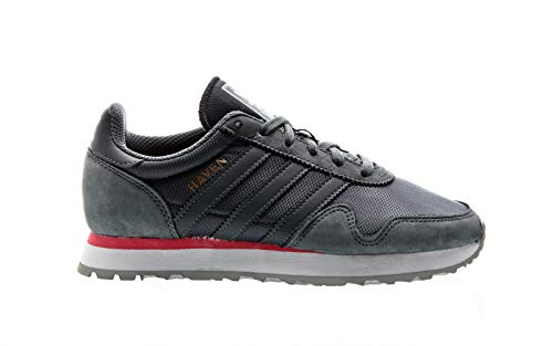 adidas Originals Sneaker Damen Haven W CQ2524 Dunkelgrau, Schuhgröße:38