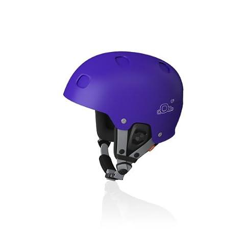 POC Unisex Erwachsene Skihelm Receptor Bug, XS-S (51-54cm), Neon Purple