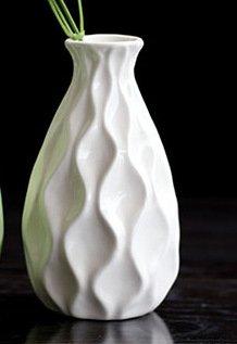ZHFC-la maison d'artisanat créatif de style européen de vases en céramique, déco, des accessoires d'ameublement de maison, créatif,comme le montre la figure 7,,11.8cm 3,4 haut calibre