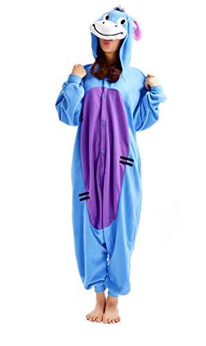 SAMGU Unisex Adult Tier Onesie Pyjama Kostüm Kigurumi -