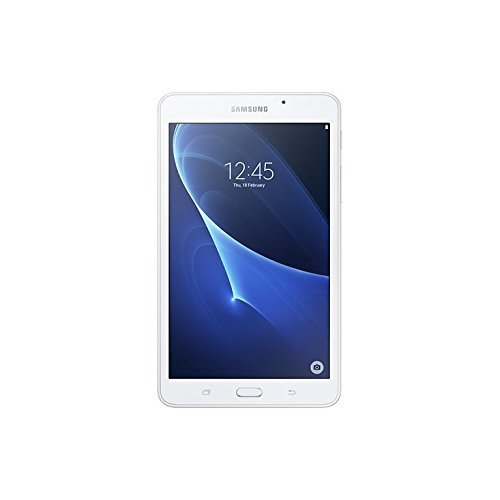 Samsung SM-T280NZWABTU Galaxy Tab A7 Tablet - (White) (Spreadtrum 1.3 GHz, 1.5 GB RAM) Best Price and Cheapest
