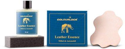 Perfume olor cuero/piel Colourlock para coches, muebles, bolsos y prendas de vestir