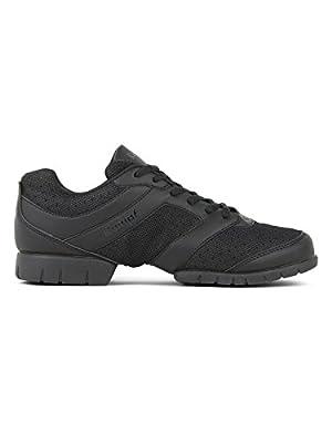 Rumpf Limbo 1550 Dance Fitness Sport Gymnastic Training Aerobic Indoor Dancewear Sportswear Shoe Trainer Sneaker black