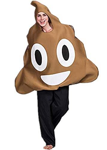 Auiyut Halloween Kostüm Cosplay Schinken Partnerkostüme Möhre Karotte das Zubehör zum Kostüm Obst Kostümierung für Karneval Karnevalskostüm Kinder Teenager und Erwachsene (Karotte Kostüm Muster)