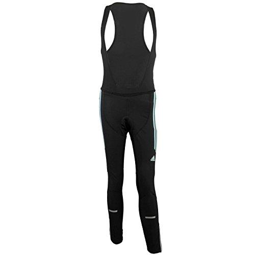 Adidas Response Team Winter Tight W F87526 Damen Shorts / Radsporthose / Radhose / Tight Schwarz XXS