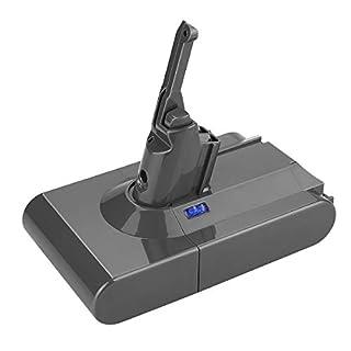 POWER-XWT 21,6V 3500mAh Ersatzakku für Dyson V8 Schnurfreier Vakuum-Handstaubsauger