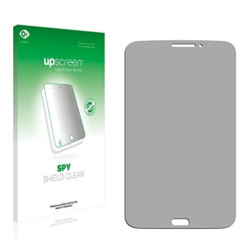 ickschutzfolie kompatibel mit Samsung Galaxy Tab 3 (7.0) P3200 Privacy Screen Displayschutzfolie - Sichtschutz, Kratzfest ()