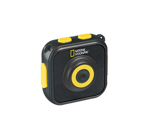 National Geographic HD 720P Action Camera Pioneer 1per bambini