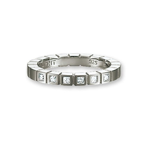 Esprit Damen-Ring Perfect Match Sterling-Silber 925 Gr. 58 (18.5) 43864859180