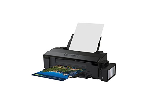Get Epson L1800 Borderless A3+ Photo Printer with Refillable Ink Tank (Printer + full compatible ink set) Special