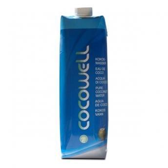 Eau de Coco Pure Cocowell bio 1 Litre