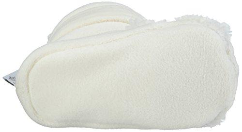 Sterntaler - Schuh, Scarpine e pantofole primi passi Unisex – Bimbi 0-24 Bianco (ecru / 903)