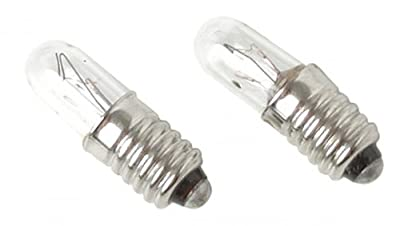Profitec 2x E5 Glhlampe E5 Sockel Glhlmpchen 6v 50 Ma Miniatur Glhbirne Eb 5 6v von profitec®